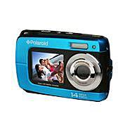Polaroid iF045 Waterproof Digital Camera - Blue at Kmart.com