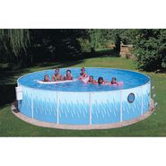 15ft x 42in Deluxe Pool package with Porthole at Kmart.com