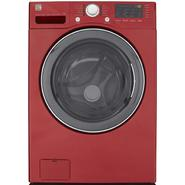 Kenmore 3.7 cu. ft. Steam Front-Load Washing Machine - Red at Kenmore.com