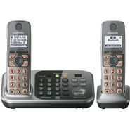 Panasonic KX-TG7742S DECT 6.0 Plus Link-to-Cell Convergence Solution Phone with 2 Handsets at Sears.com