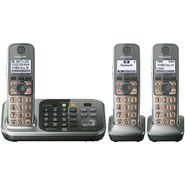 Panasonic KX-TG7743S DECT 6.0 Plus Link-to-Cell Convergence Solution Phone with 3 Handsets at Sears.com