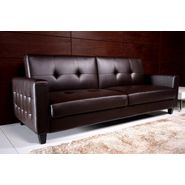 DHP Rome Sofa Bed Brown at Kmart.com