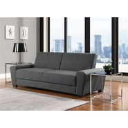 DHP Verona Sofa Sleeper Charcoal at Sears.com