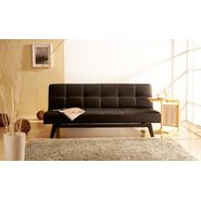 DHP Delaney Sofa Sleeper Futon Black at Sears.com