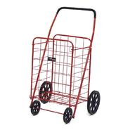 EASY WHEELS Jumbo-A Shopping Cart, Red at Kmart.com
