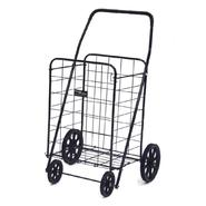 EASY WHEELS Jumbo-A Shopping Cart, Black at Kmart.com