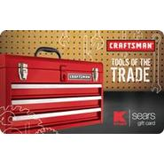Craftsman Tools Of The Trade eGift Card at Kmart.com