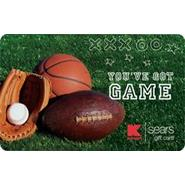 You've Got Game eGift Card at Kmart.com