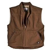 Dickies Men's Duck Vest Black at Sears.com
