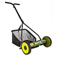 Sun Joe Mow Joe 16 Inch Manual Reel Mower with Catcher at Sears.com