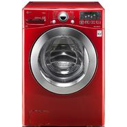 LG 3.7 cu. ft. Steam Front-Load Washer - Red at Sears.com