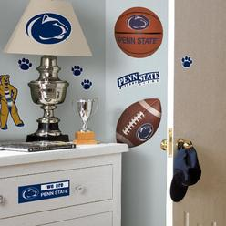 RoomMates Penn State University Peel & Stick Wall Decals at Kmart.com