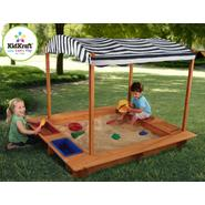 Outdoor Sand Box with Canopy at Kmart.com