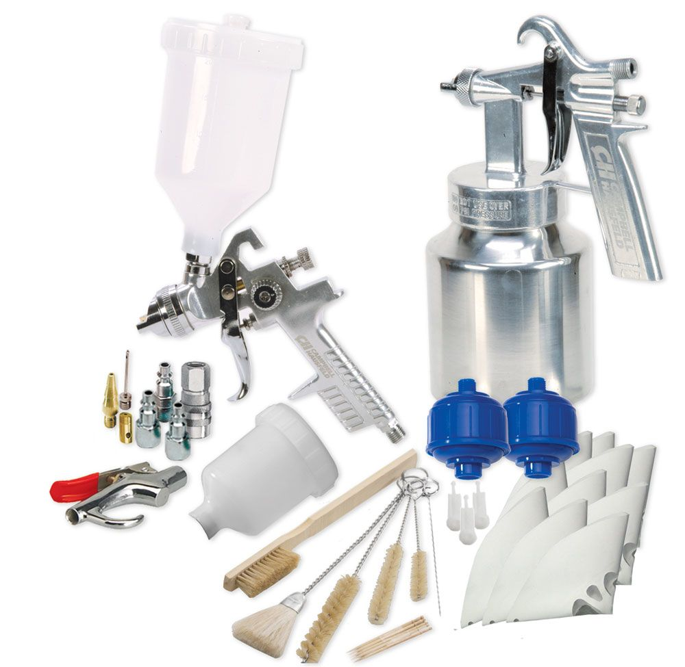 Power Sprayers & Spray Guns