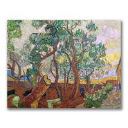 "Trademark Fine Art 18x24 inches Vincent Van Gogh ""The Garden Of St. Paul"" at Kmart.com"