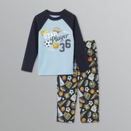 Joe Boxer Toddler Boy's Long-Sleeve Pajama