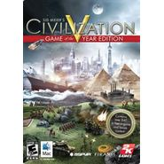 Aspyr Civilization V Game Of The Year Edition at Kmart.com