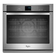 "Whirlpool 30"" Electric Wall Oven w/ TimeSavor™ Ultra True Convection - Stainless Steel at Sears.com"