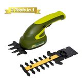 Sun Joe Sun Joe - Hedger Joe 3.6V Lithium Ion Handheld Graden Trimmer - Remanufactured at mygofer.com