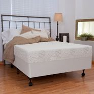 "Night Therapy 8"" NuRest® Better Than Latex™ Mattress & Bi-Fold® Box Spring Set - Queen at Sears.com"