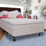 "Night Therapy 10"" NuRest® Better Than Latex™ Mattress & Bi-Fold® Box Spring Set - Queen at Sears.com"