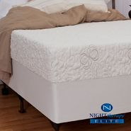 "Night Therapy 8"" NuRest® Better Than Latex™ Mattress - Queen at Sears.com"