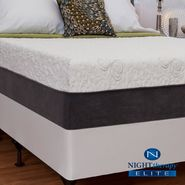 "Night Therapy 12"" NuRest® Better Than Latex™ Mattress - Queen at Sears.com"