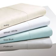 Sleep Philosophy 300TC Liquid Cotton Queen Ivory Sheet Set at Kmart.com