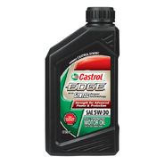 Castrol Edge Full Synthetic Motor Oil 5W30 1 qt at Kmart.com