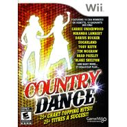 GAME MILL COUNTRY DANCE WII at Kmart.com
