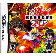 Activision BAKUGAN BATTLE BRAWLERS NDS at Kmart.com