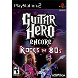 Activision GUITAR HERO ROCKS 80'S PS2 TRI at mygofer.com