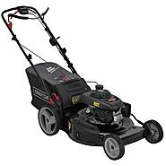 "Craftsman 190cc* Honda Engine, 22"" Rear Drive Self-Propelled EZ Lawn Mower 50 States at Sears.com"