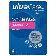 UltraCare Type A Vacuum Bags for Hoover® Upright Vacuums 3 pk at Kmart.com