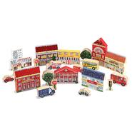 Melissa & Doug Town Blocks Play Set at Kmart.com