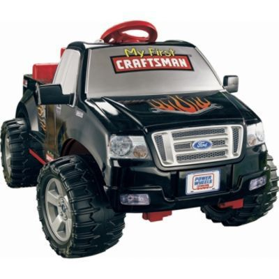 My-First-Craftsman-Truck