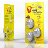 Victor Sonic Mini PestChaser Ultrasonic Rodent Repellent - 3 Pack at Kmart.com