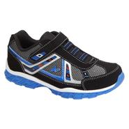 Athletech Boy's Luis 2 Lighted Athletic Shoe - Black at Kmart.com