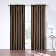 Eclipse Curtains Birgit Thermapanel - Espresso at Kmart.com