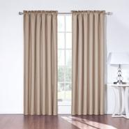 Eclipse Curtains Birgit Thermapanel - Latte at Kmart.com