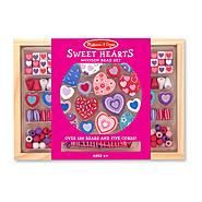 Melissa & Doug Sweet Hearts Bead Set at Sears.com