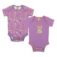Trend Lab Jelly Bean 2 Pack Bodysuit Set at Kmart.com