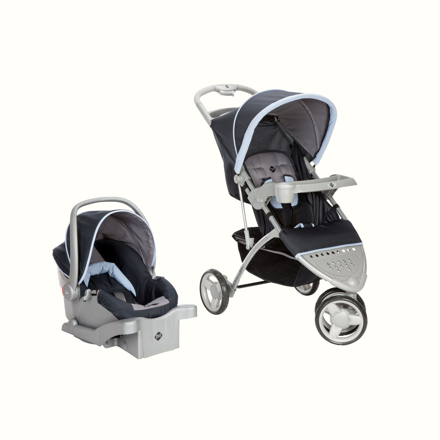 Safety 1st  3 - Travel System - Midnight