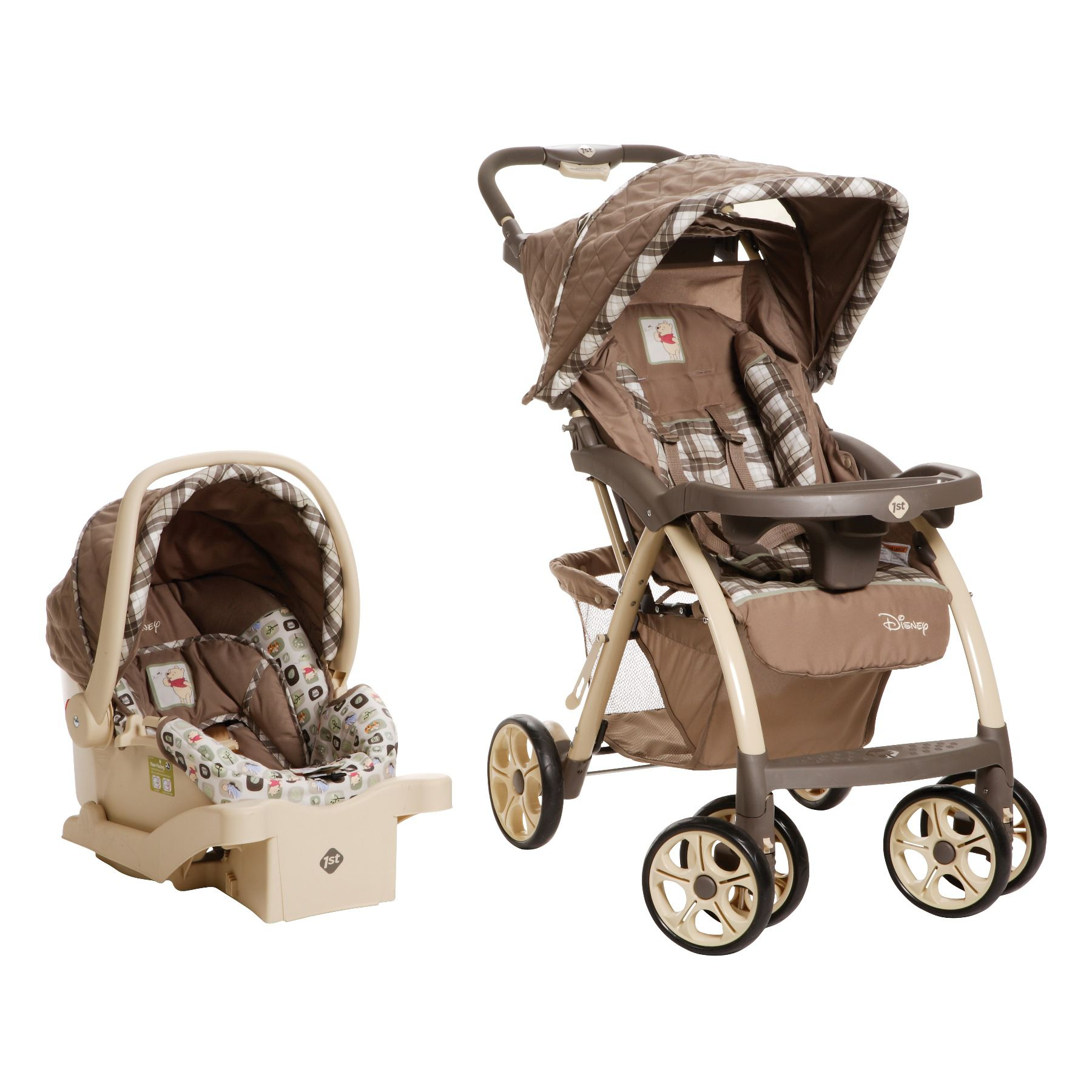 Disney® Saunter Luxe Travel System -
