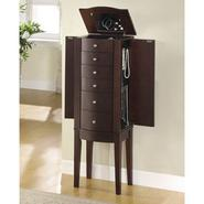 Merlot Jewelry Armoire at Sears.com