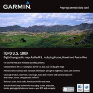 Garmin 010-C1042-00 TOPO U.S. 100K MicroSD Card with SD Adapter at Kmart.com