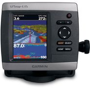 Garmin GPSMAP431S Chartplotter with Built-In Sounder and Transducer at Kmart.com