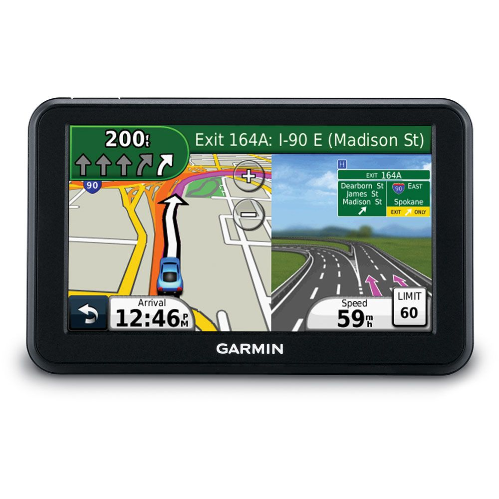 NUVI50 5 In. GPS Navigator with United States