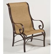 Woodard Wingate sling Dining chair at Kmart.com