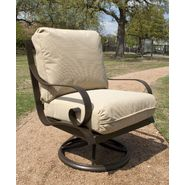 Woodard Wingate cushion Swivel lounge chair at Kmart.com